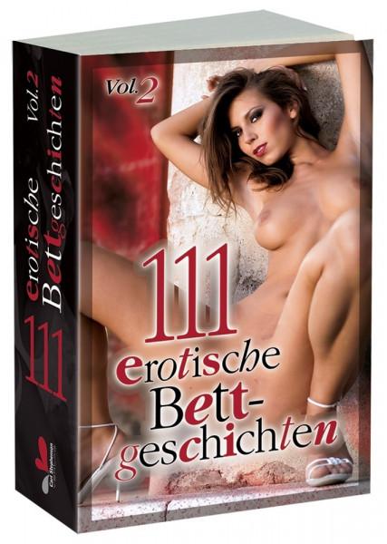 111 EROTISCHE BETTGESCHICHTEN Vol. 2 [Stephenson Verlag] Taschenbuch