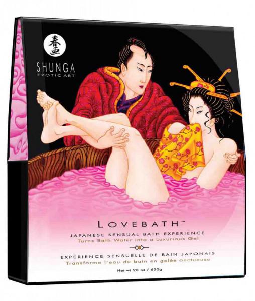 LOVEBATH - DRAGON FRUIT [Shunga] BADEZUSATZ