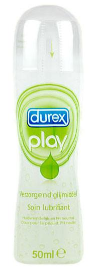 PLAY - GLEITGEL + PFLEGE [Durex] 50 ml