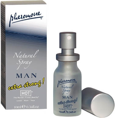 NATURAL SPRAY - MAN - EXTRA STRONG [Pheromone - Hot] 10 ml