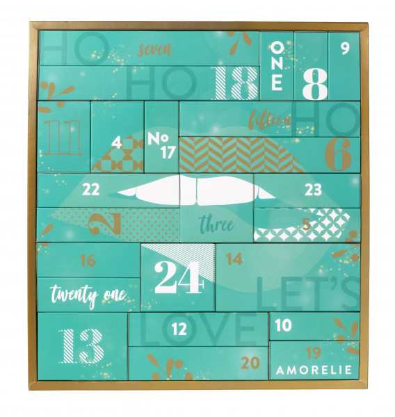 ADVENTKALENDER 'AMORELIE EDITION' 2018
