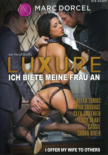 LUXURE - ICH BIETE MEINE FRAU AN [Marc Dorcel] DVD