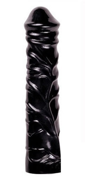 BLACK MONSTER [X-MAN] XL-PENISDILDO