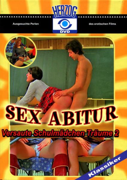SEX ABITUR - VERSAUTE SCHULMÄDCHEN TRÄUME 2 [Herzog Video - Klassiker] DVD