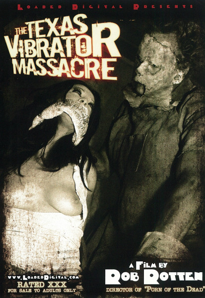 THE TEXAS VIBRATOR MASSACRE [Loaded Digital] DVD