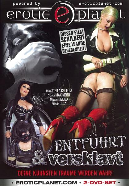 ENTFÜHRT UND VERSKLAVT [Erotic Planet] DVD 2 Disc Box
