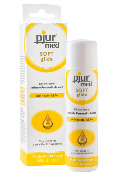 SOFT GLIDE [pjur med] 100 ml