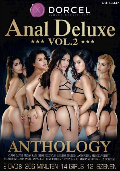 ANAL DELUXE ANTHOLOGY - Vol. 2 [Marc Dorcel] DVD - 2 Disc-Set