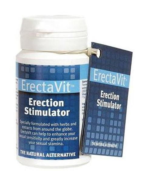 ERECTAVIT ERECTION STIMULATOR [ErectaVit] 15 Stück