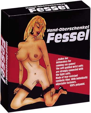 HAND-OBERSCHENKEL FESSEL [You2Toys]