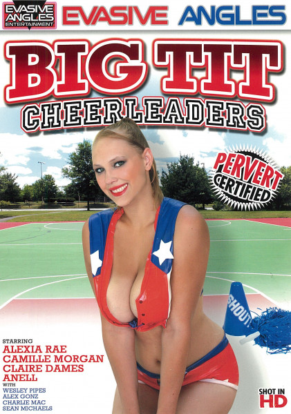 BIG TIT CHEERLEADERS [Evasive Angels] DVD