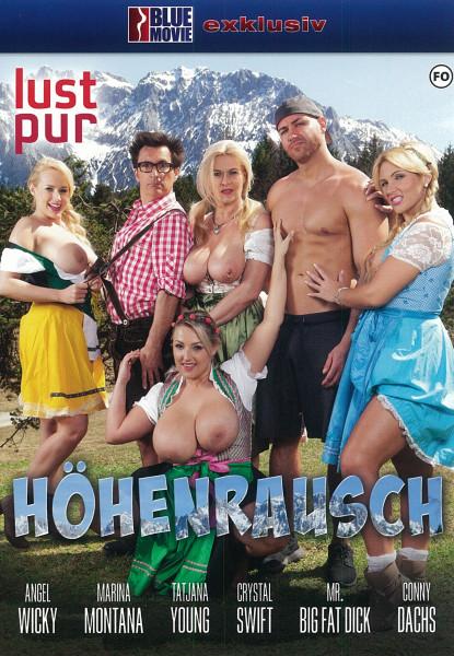LUST PUR - HÖHENRAUSCH [Blue Movie] DVD