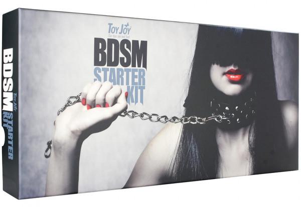 BDSM STARTER-KIT [ToyJoy] 7-teilig