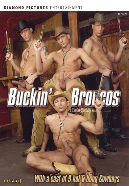 BUCKIN' BRONCOS [Foerster Media] DVD