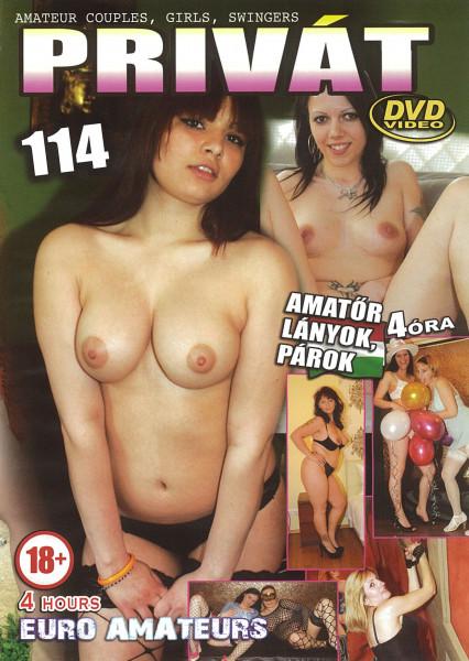 PRIVÁT 114 [Privát Euro Amateurs] DVD
