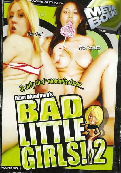 BAD LITTLE GIRLS! 2 [Metabolic] DVD