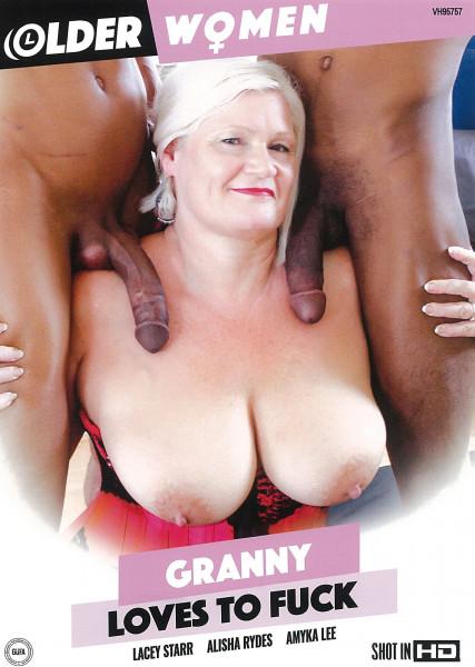 GRANNY LOVES TO FUCK [Older Women] DVD