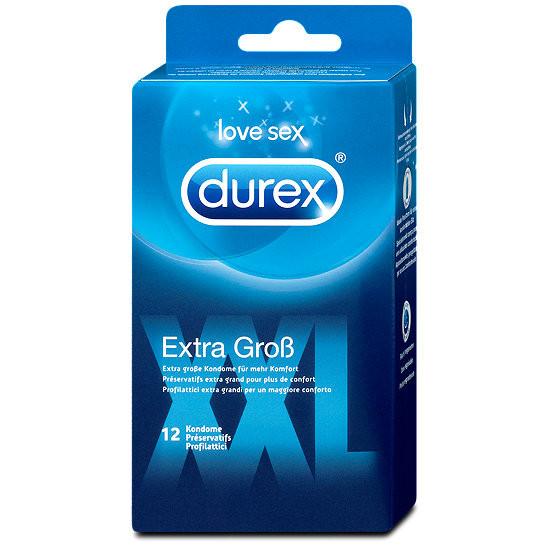 EXTRA GROSS [Durex] 12er Pack
