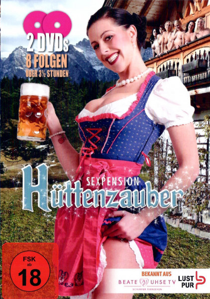 SEXPENSION HÜTTENZAUBER [Intimate Film] DVD - 2 Disc-Set