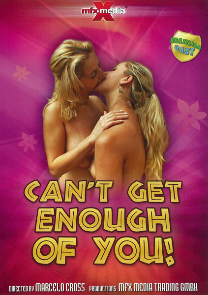 CAN'T GET ENOUGH OF YOU! [MFX] DVD