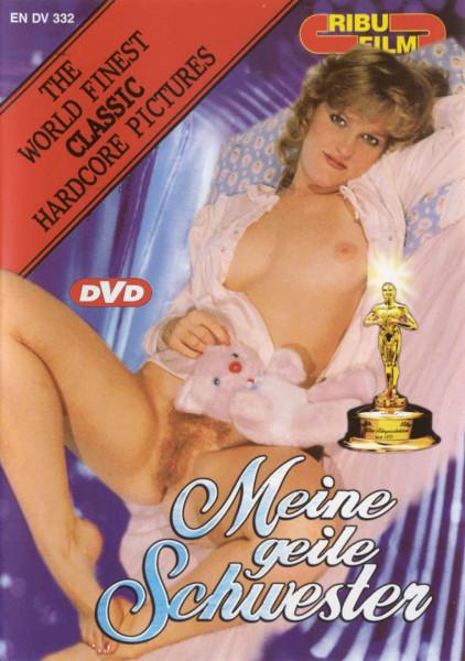 MEINE GEILE SCHWESTER [Ribu Film] DVD