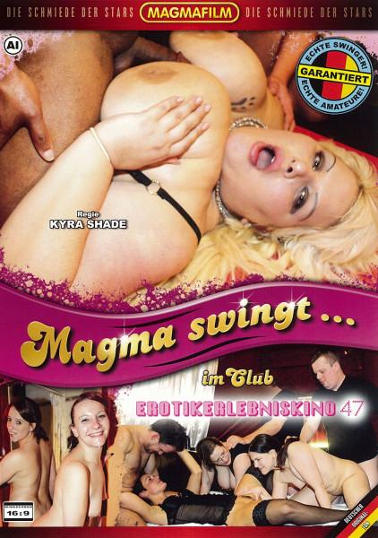 MAGMA SWINGT IM CLUB EROTIKERLEBNISKINO 47 [Magmafilm] DVD