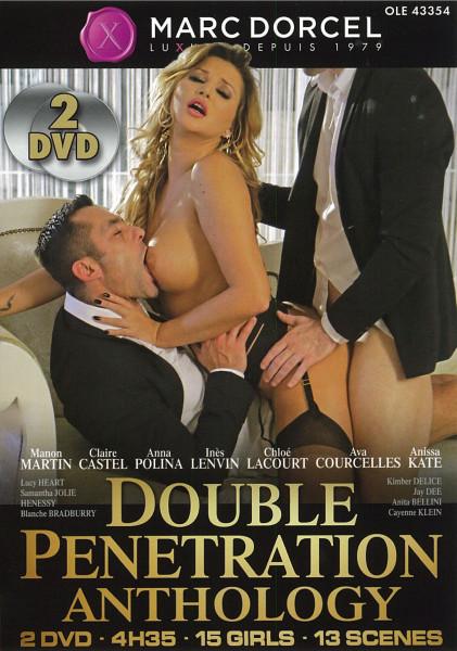 DOUBLE PENETRATION DELUXE ANTHOLOGY [Marc Dorcel] 2 DVD Box