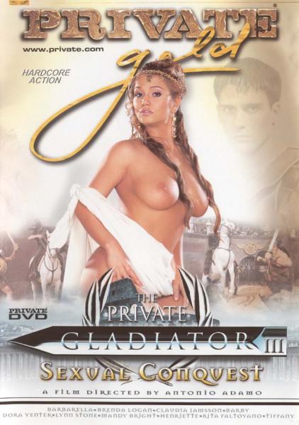GLADIATOR 3 - SEXUAL CONQUEST [Private - Gold] DVD