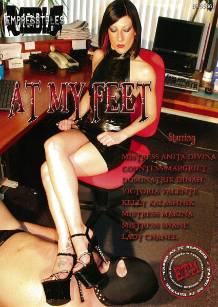 AT MY FEET [ETM - Empress Tales Media] DVD