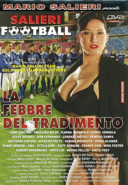 LA FEBBRE DEL TRADIMENTO [Mario Salieri] DVD