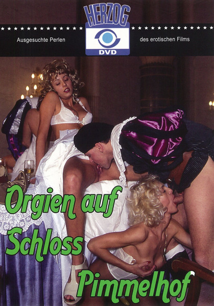 ORGIEN AUF SCHLOSS PIMMELHOF [Herzog Video - Klassiker] DVD