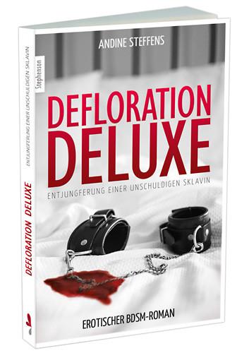DEFLORATION DELUXE [Carl Stephenson Verlag] Roman