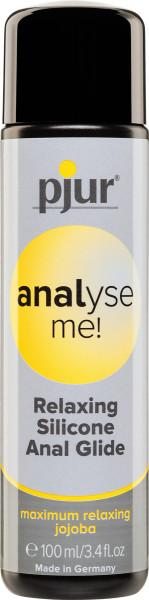 ANALYSE ME! RELAXING ANAL GLIDE [pjur] 100 ml