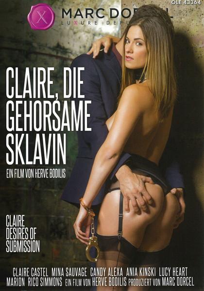 CLAIRE, DIE GEHORSAME SKLAVIN [Marc Dorcel] DVD