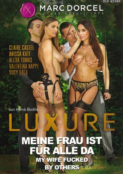LUXURE - MEINE FRAU IST FÜR ALLE DA [Marc Dorcel] DVD