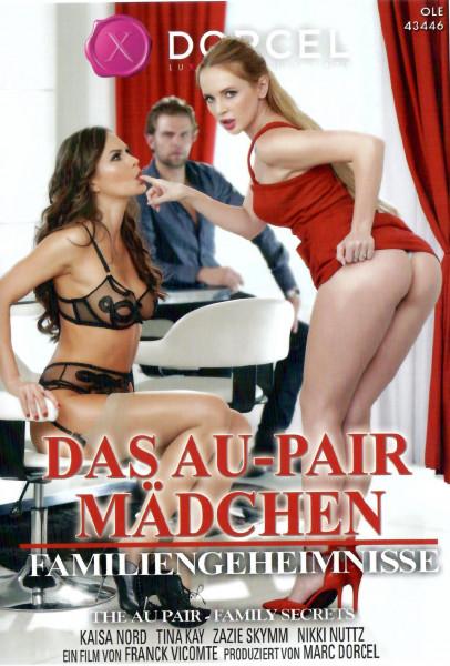 FAMILIENGEHEIMNISSE - DAS AU-PAIR MÄDCHEN [Marc Dorcel] DVD